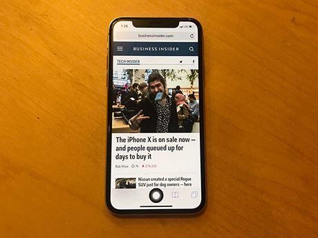 Công nghệ - Đây là cách bật và mang nút Home ảo trở lại trên iPhone X (Hình 4).