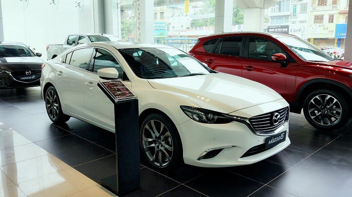 Xe++ - Bảng giá ô tô Mazda tháng 11/2017: Đồng loạt tăng giá bán