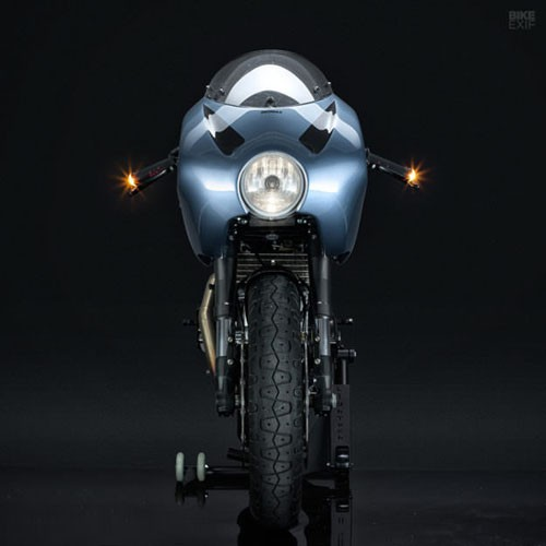 Xe++ - Mê mẩn trước Ducati MH900e Superlite màu sắc 'dị biệt' (Hình 7).