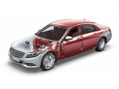 Xe++ - Mercedes-Maybach S600 Guard của Tổng thống Hàn Quốc sang trọng như thế nào? (Hình 3).