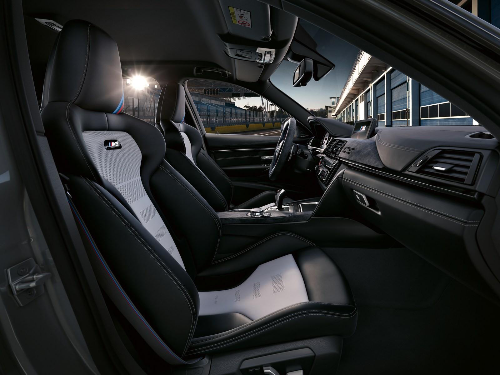 Xe++ - Xe thể thao hiệu suất cao BMW M3 CS sản xuất giới hạn 1.200 chiếc (Hình 8).