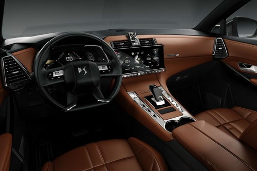 Xe++ - DS7 Crossback -đối thủ Mercedes-Benz GLC công bố giá bán (Hình 7).