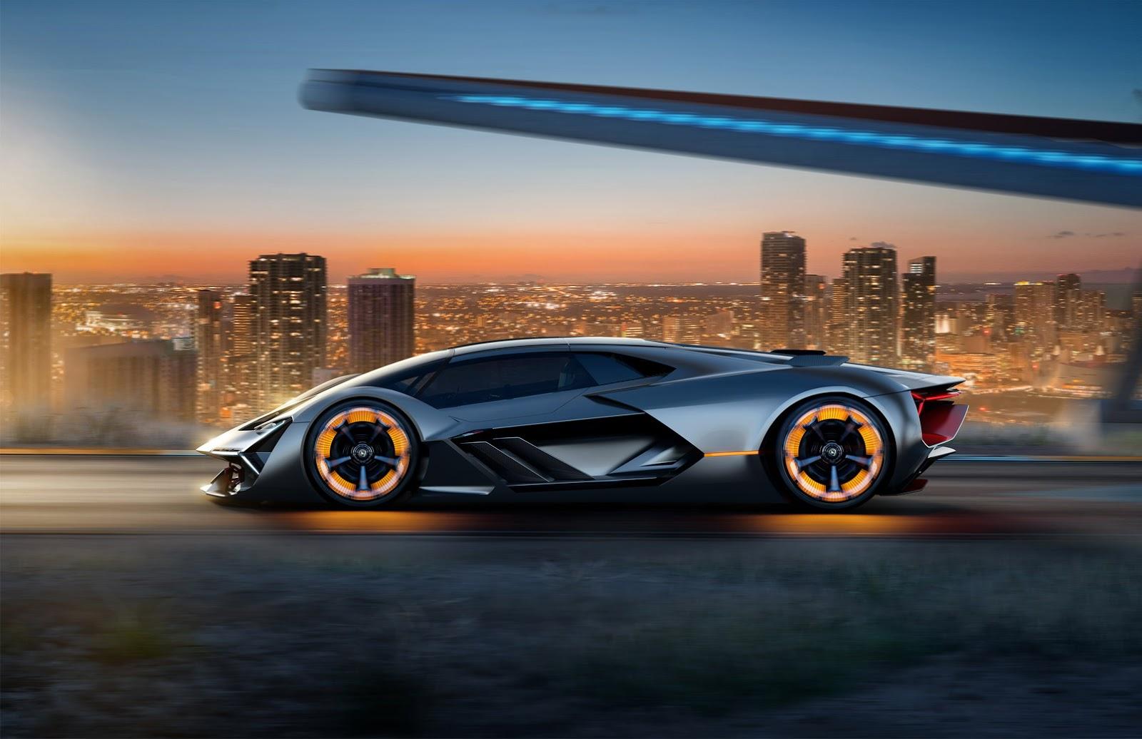 Xe++ - Siêu xe Lamborghini Terzo Millenio sẽ chạy điện và tự sửa chữa sau tai nạn (Hình 9).