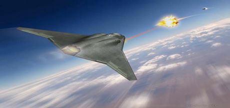 Công nghệ - Sức mạnh hủy diệt của vũ khí laser sẽ được trang bị cho máy bay Mỹ (Hình 4).