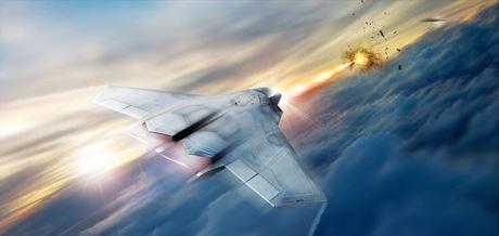 Công nghệ - Sức mạnh hủy diệt của vũ khí laser sẽ được trang bị cho máy bay Mỹ (Hình 5).
