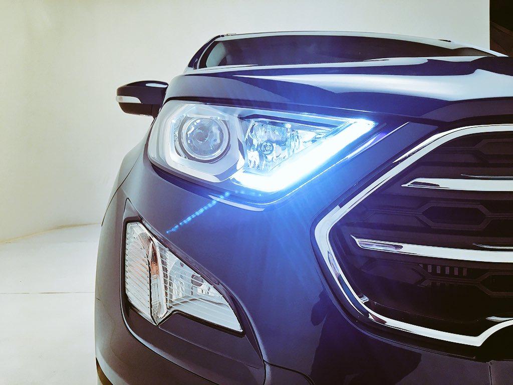 Xe++ - Ford EcoSport facelift với 10 biến thể, giá từ 255,8 triệu đồng (Hình 12).