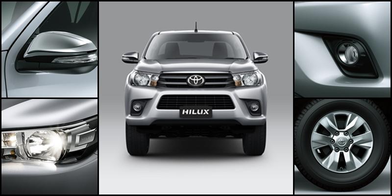 Xe++ - Thất thế, Toyota Hilux tung bản cải tiến để tự cứu lấy mình (Hình 3).