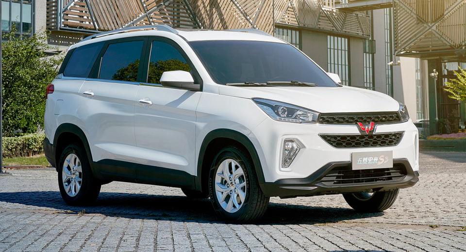 Xe++ - SUV Wuling Hong Guang S3 giá siêu rẻ chỉ 194 triệu đồng