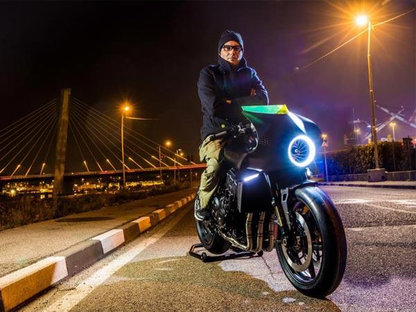 Xe++ - Honda CB4 Interceptor concept – mẫu xe dành cho tương lai