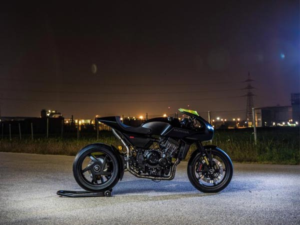 Xe++ - Honda CB4 Interceptor concept – mẫu xe dành cho tương lai (Hình 4).