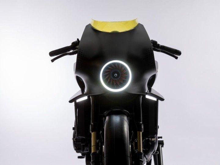 Xe++ - Honda CB4 Interceptor concept – mẫu xe dành cho tương lai (Hình 7).