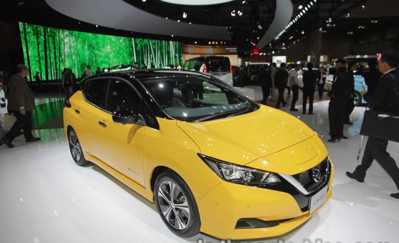 Xe++ - Nissan Leaf 2018 sẽ cập bến thị trường nào đầu tiên ở châu Á?
