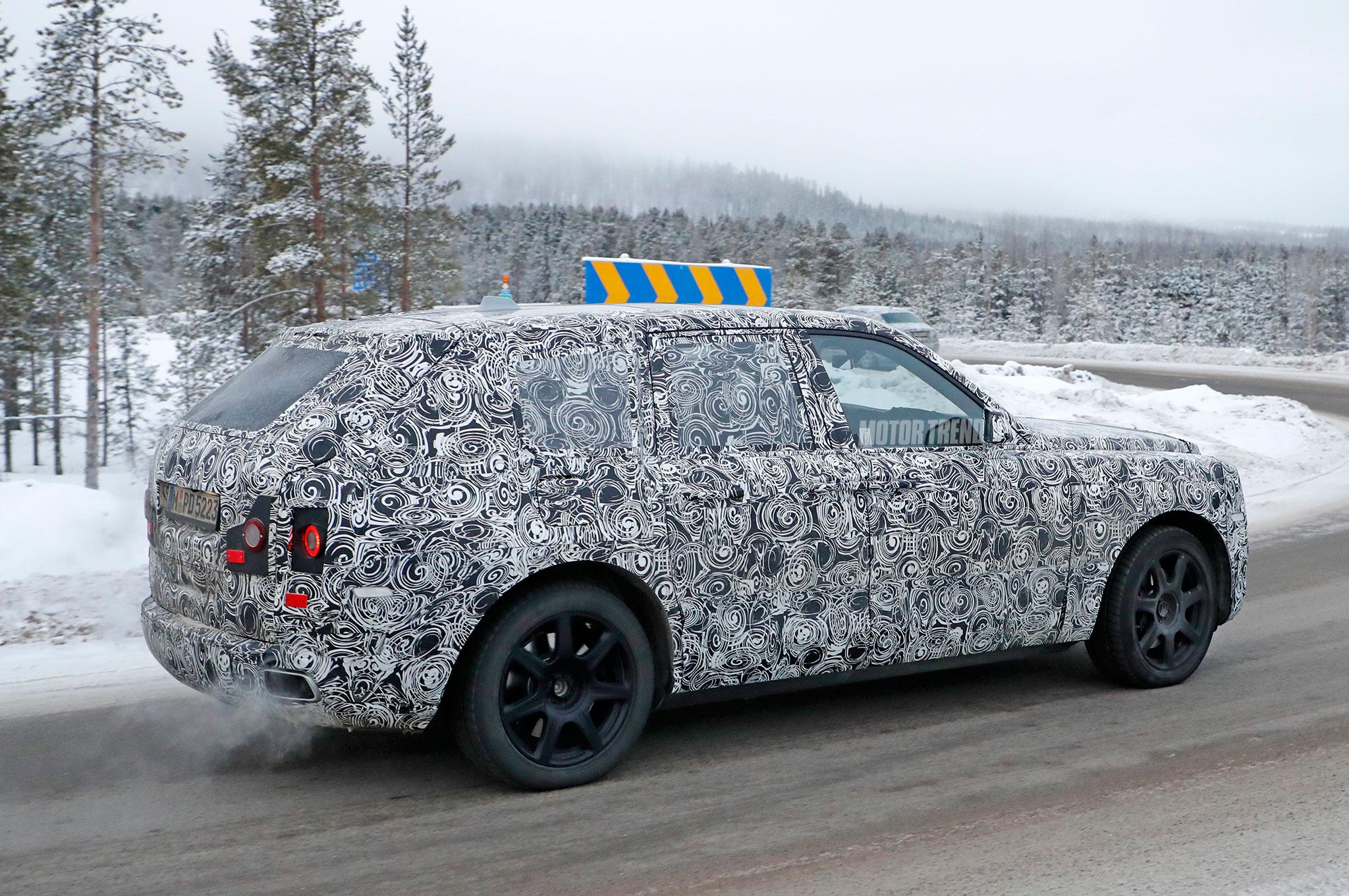 Xe++ - Bán tải Rolls-Royce sẽ trông như thế nào? (Hình 2).