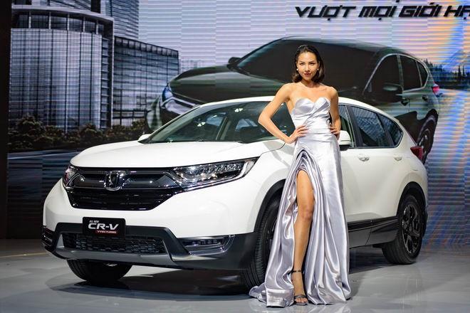 """Xe++ - Hyundai Tucson giảm giá 130 triệu đồng, """"gáo nước lạnh"""" lên Honda CR-V (Hình 2)."""