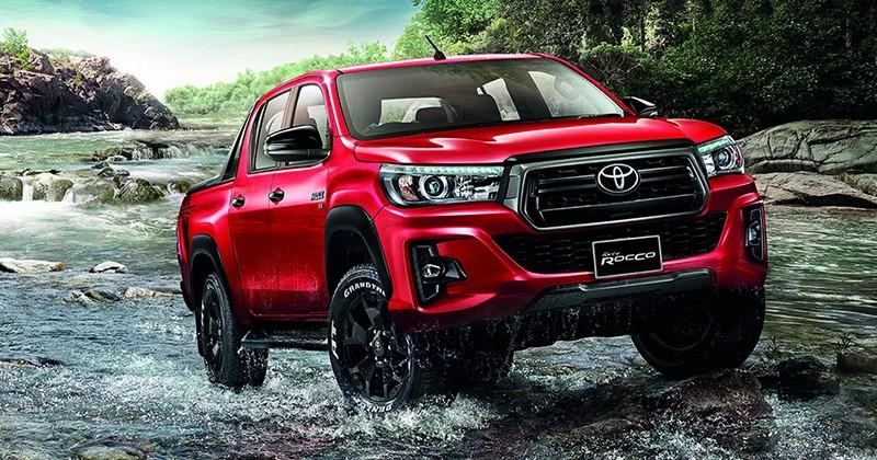 Xe++ - Doanh số thấp, Toyota Hilux Revo facelift ra mắt sớm tại Thái Lan (Hình 4).