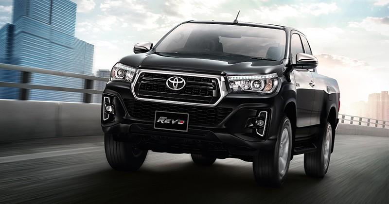 Xe++ - Doanh số thấp, Toyota Hilux Revo facelift ra mắt sớm tại Thái Lan (Hình 2).
