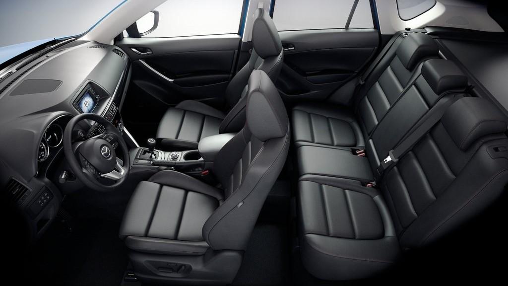 Xe++ - Mazda CX-5 thế hệ mới chính thức ra mắt, giá bán từ 879 triệu đồng (Hình 4).