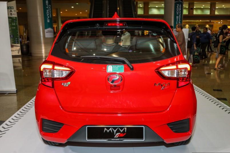 Xe++ - Những điểm đặc biệt của ô tô giá rẻ Perodua Myvi (Hình 6).