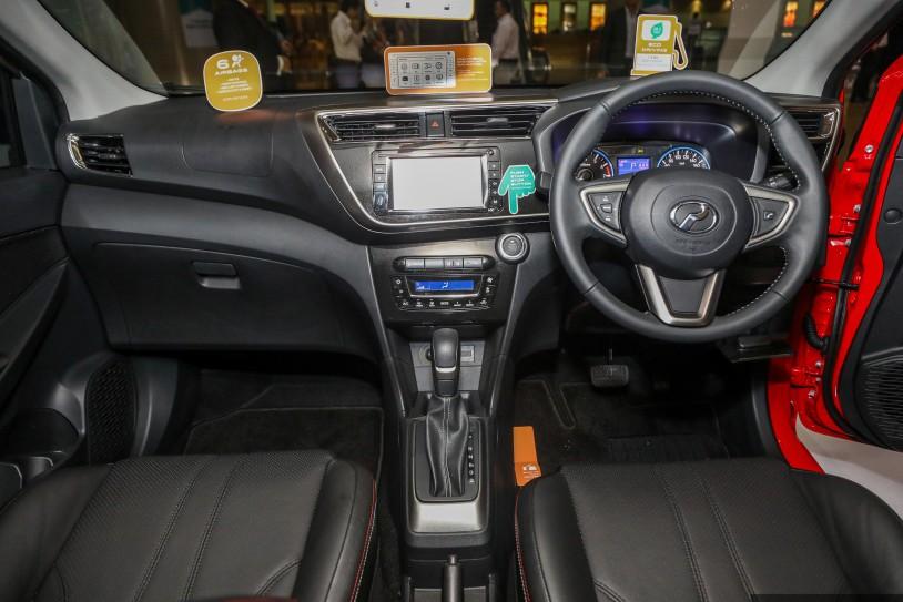 Xe++ - Những điểm đặc biệt của ô tô giá rẻ Perodua Myvi (Hình 8).
