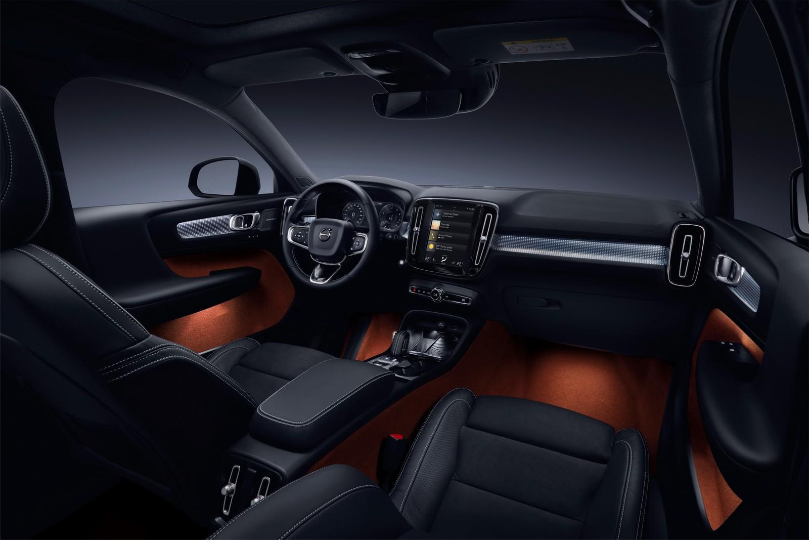 Xe++ - Xem trước SUV Volvo XC40 mới dành cho thị trường Bắc Mỹ (Hình 6).