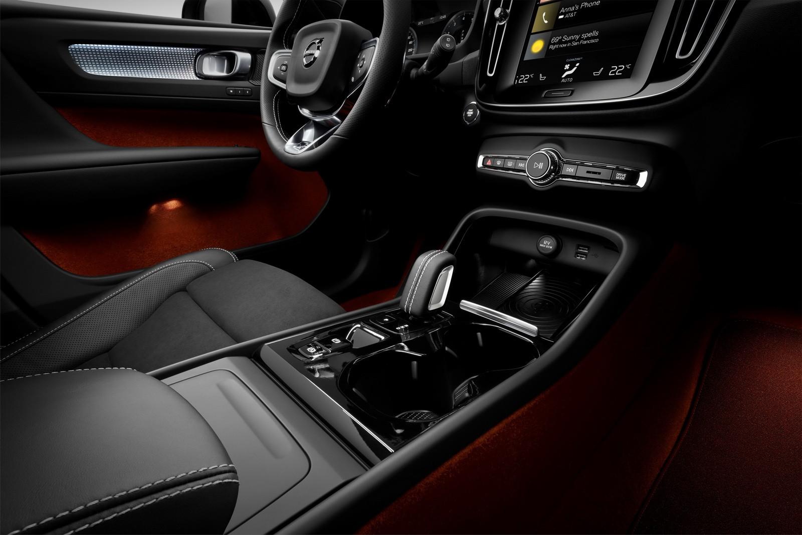 Xe++ - Xem trước SUV Volvo XC40 mới dành cho thị trường Bắc Mỹ (Hình 12).