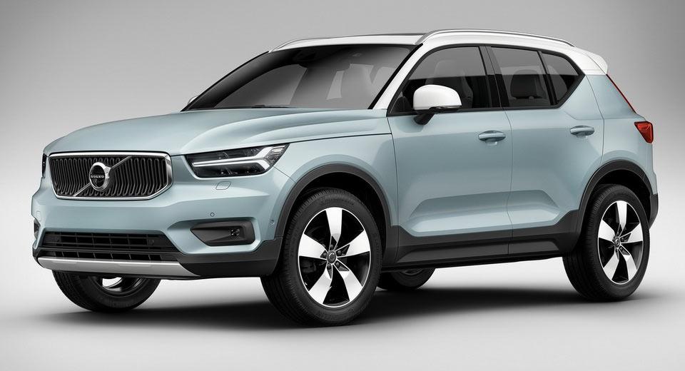 Xe++ - Xem trước SUV Volvo XC40 mới dành cho thị trường Bắc Mỹ