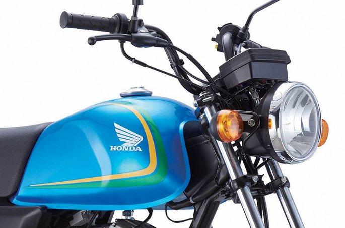 Xe++ - Honda giới thiệu mẫu côn tay siêu rẻ chỉ 14 triệu đồng (Hình 3).