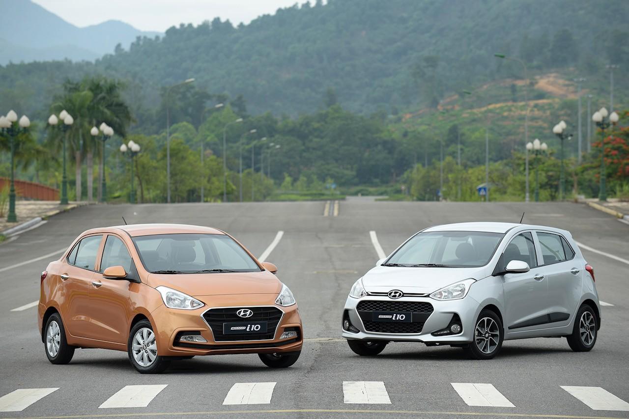 Xe++ - Hyundai đột ngột giảm giá i10 tới 40 triệu đồng, thách thức Kia Morning