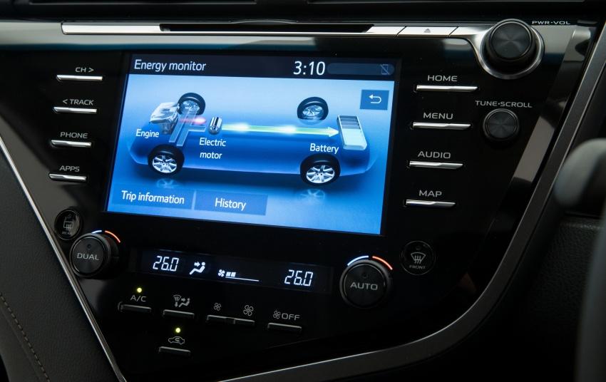"""Xe++ - Toyota Camry 2018 """"cập bến"""" thị trường Úc, giá từ 474,67 triệu đồng (Hình 10)."""