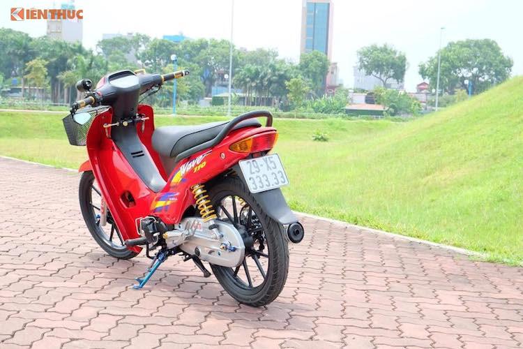 Xe++ - Honda Wave Thái độ kiểng biển 'ngũ quý 3' tại Hà thành (Hình 9).
