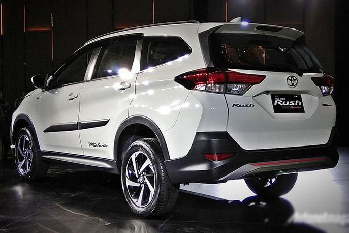 Xe++ - SUV cỡ nhỏ Toyota Rush 2018 ra mắt, có về Việt Nam? (Hình 3).