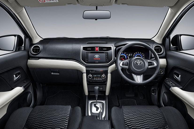 Xe++ - SUV cỡ nhỏ Toyota Rush 2018 ra mắt, có về Việt Nam? (Hình 6).