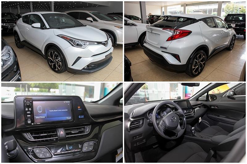 Xe++ -  Toyota C-HR đầu tiên về Việt Nam có gì đặc biệt? (Hình 2).