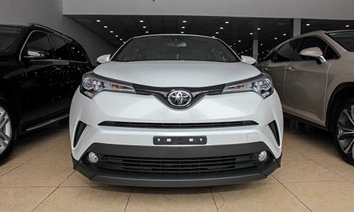 Xe++ -  Toyota C-HR đầu tiên về Việt Nam có gì đặc biệt? (Hình 5).