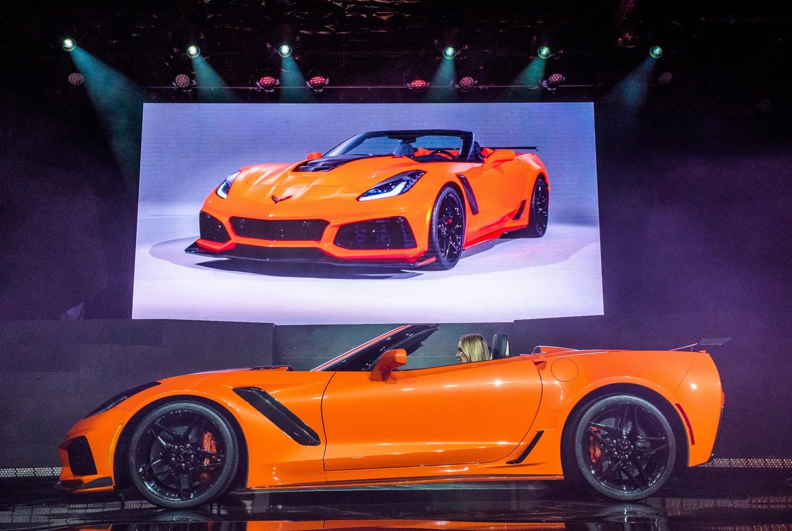 """Xe++ - """"Mãnh thú"""" Chevrolet Corvette ZR1 2019 có giá từ 2,7 tỷ đồng (Hình 2)."""