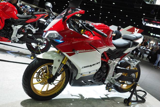 Xe++ - SỐC: Môtô đẹp như siêu xe Ducati giá chỉ 44,4 triệu đồng (Hình 2).