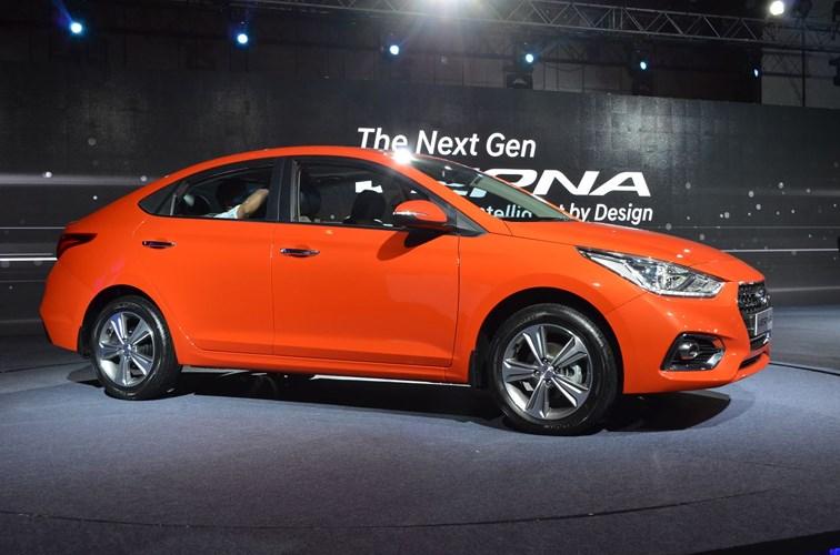Xe++ - Hyundai Verna 2017 nhận hơn 24.000 đơn đặt hàng, vượt mặt Honda City