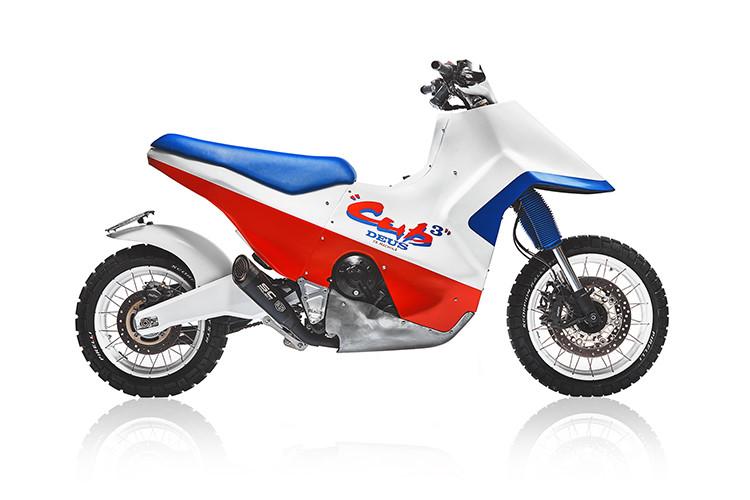 Xe++ - Siêu xe tay ga Honda X-ADV 'biến hình' Super Cub (Hình 3).