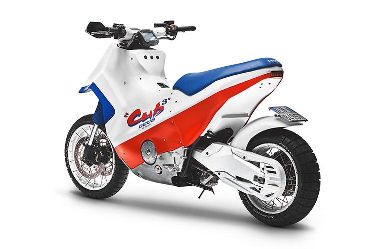 Xe++ - Siêu xe tay ga Honda X-ADV 'biến hình' Super Cub (Hình 9).