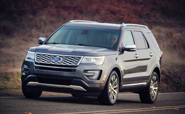 Xe++ - SUV cao cấp Ford Explorer lại bị triệu hồi do lỗi ghế ngồi phía trước