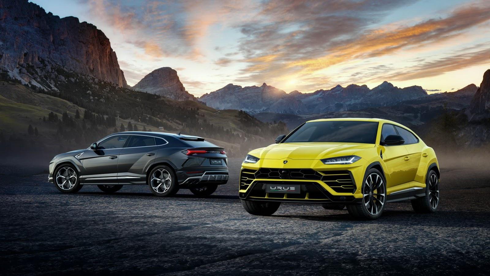 Xe++ - SUV Lamborghini Urus ra mắt, mạnh 641 mã lực, giá 4,6 tỷ đồng (Hình 9).