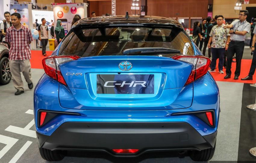 Xe++ - Toyota C-HR có giá bán hơn 800 triệu đồng tại Malaysia (Hình 4).
