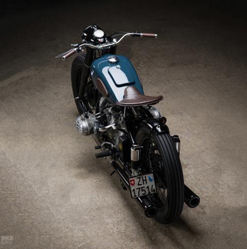 Xe++ - BMW R51/2 bản độ thu hút mọi ánh nhìn (Hình 2).