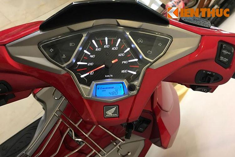 Xe++ - Xe ga Honda Air Blade giá hơn 200 triệu tại Sài Gòn (Hình 3).