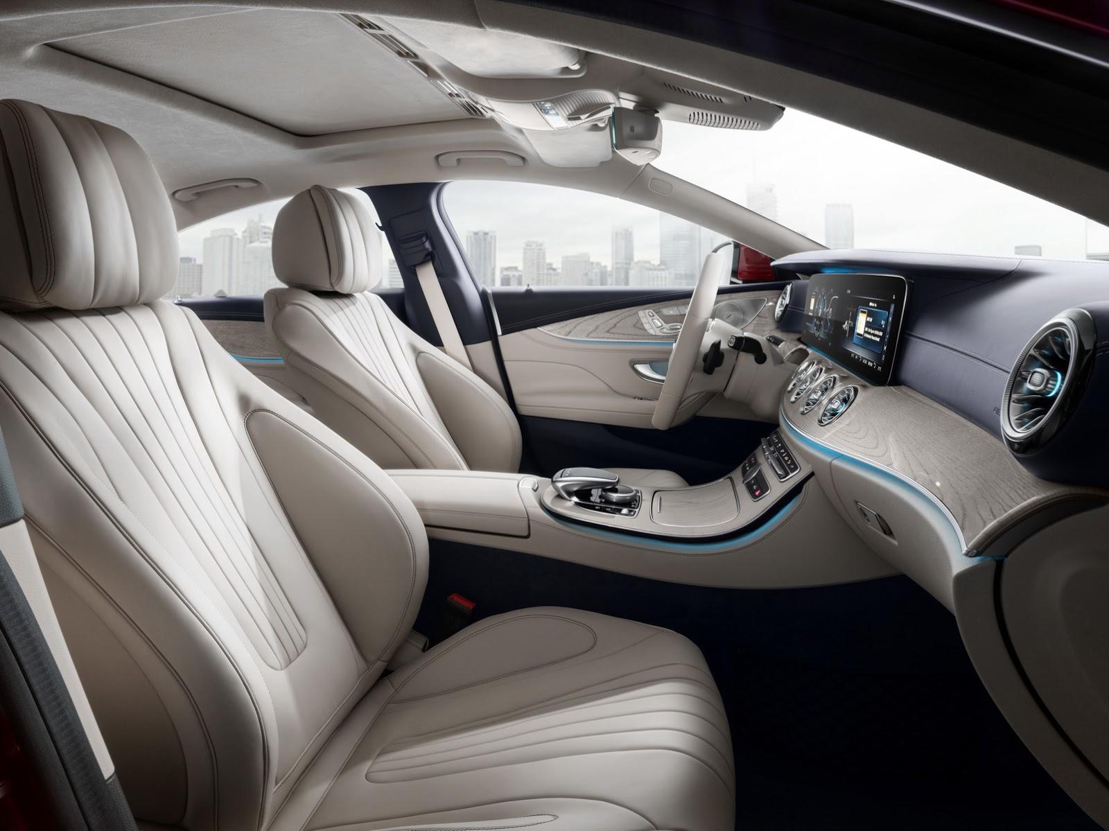 Xe++ - Mercedes-Benz công bố giá CLS 2019, khởi điểm từ 2,1 tỷ đồng (Hình 9).