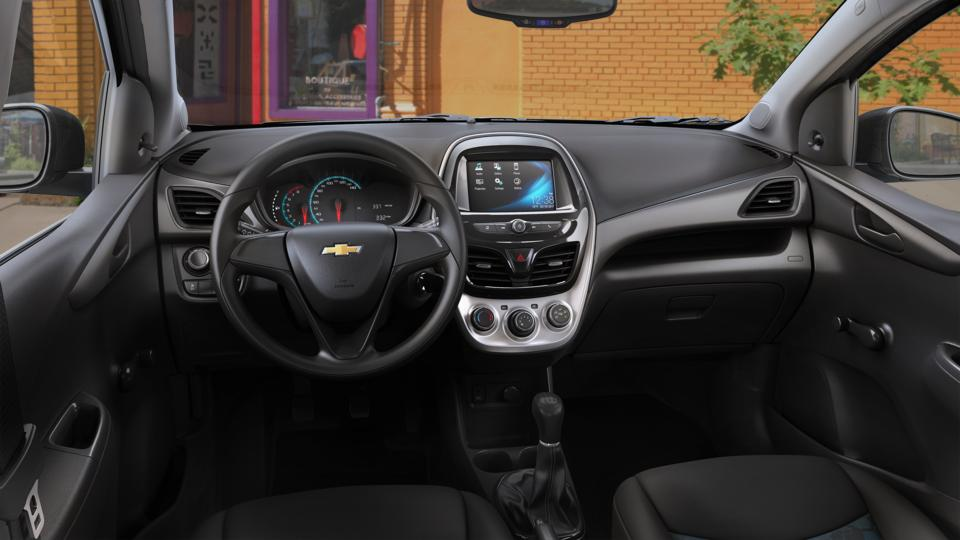Xe++ - Chevrolet Spark LS 2017 giá bán siêu rẻ chỉ 269 triệu đồng (Hình 4).
