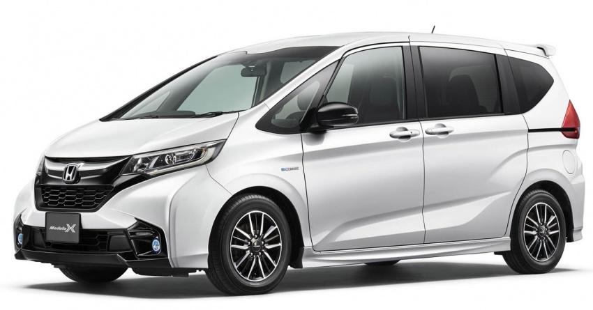Xe++ - Honda Freed Modulo X chính thức ra mắt thị trường Nhật Bản (Hình 2).
