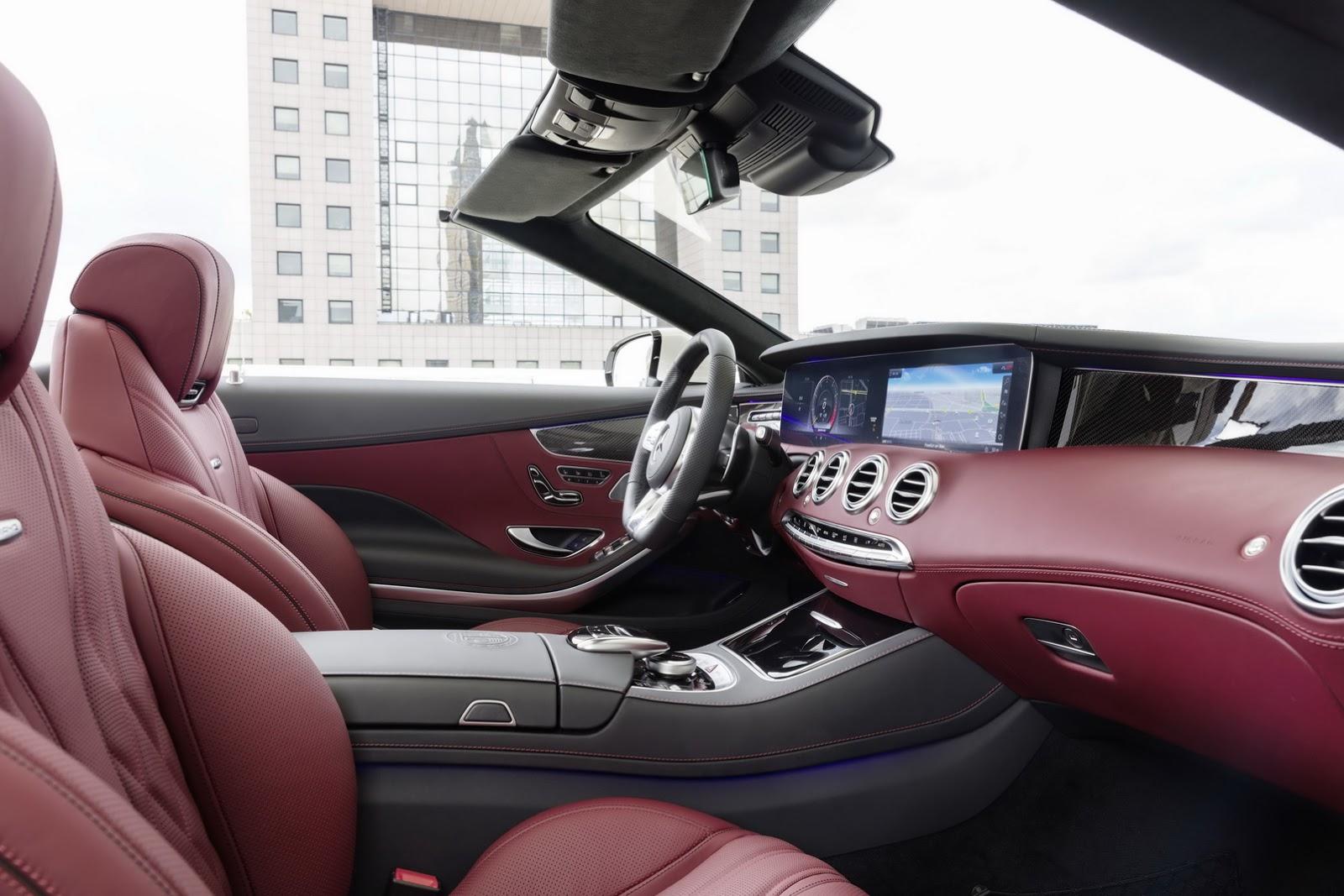 Xe++ - Mercedes-Benz S-Class Cabriolet tại thị trường Anh giá từ 3,5 tỷ đồng (Hình 5).