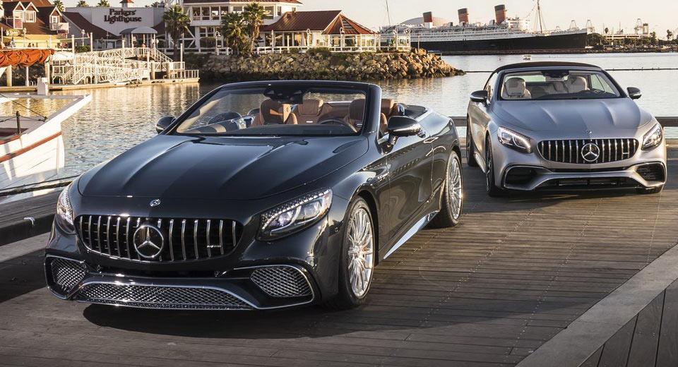 Xe++ - Mercedes-Benz S-Class Cabriolet tại thị trường Anh giá từ 3,5 tỷ đồng (Hình 2).