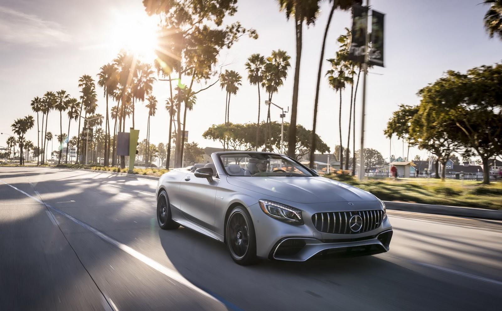 Xe++ - Mercedes-Benz S-Class Cabriolet tại thị trường Anh giá từ 3,5 tỷ đồng (Hình 7).
